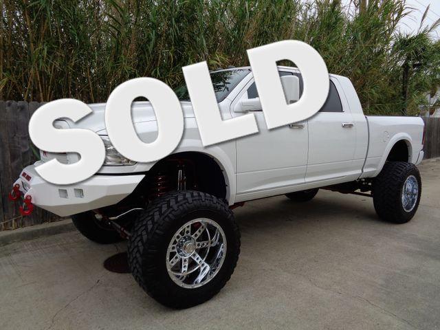 """2012 Ram 3500 Laramie Limited """" LIFTED """" Corpus Christi, Texas 0"""
