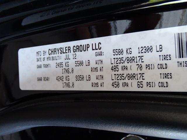2012 Ram 3500 Laramie Limited Corpus Christi, Texas 51