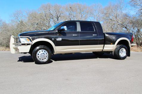 2012 Ram 3500 Laramie Longhorn - 4x4 in Liberty Hill , TX