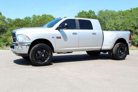2012 Ram 3500 Lone Star - 4X4 - MEGA CAB in Liberty Hill , TX