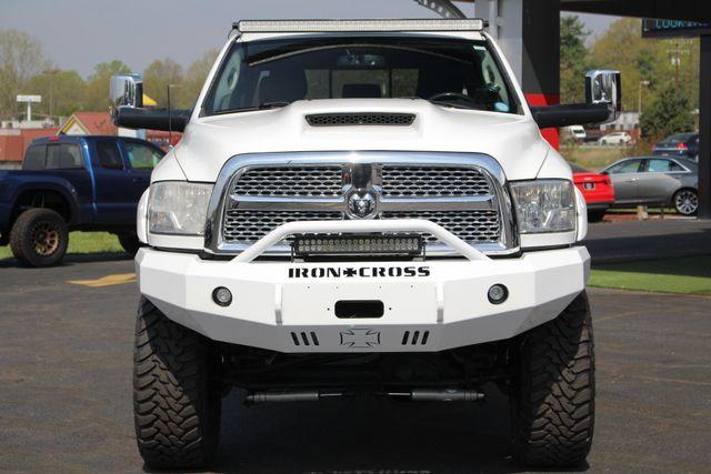2012 Ram 3500 Laramie Mega Cab 4x4 -LIFTED-SINISTER DIESEL! Mooresville , NC 19