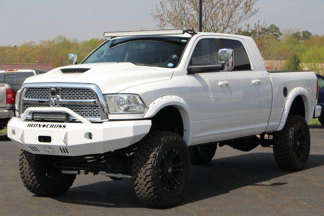 2012 Ram 3500 Laramie Mega Cab 4x4 -LIFTED-SINISTER DIESEL! Mooresville , NC 26