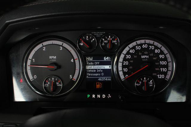 2012 Ram 3500 Laramie Mega Cab 4x4 -LIFTED-SINISTER DIESEL! Mooresville , NC 12