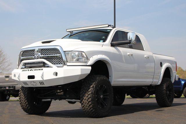2012 Ram 3500 Laramie Mega Cab 4x4 -LIFTED-SINISTER DIESEL! Mooresville , NC 32