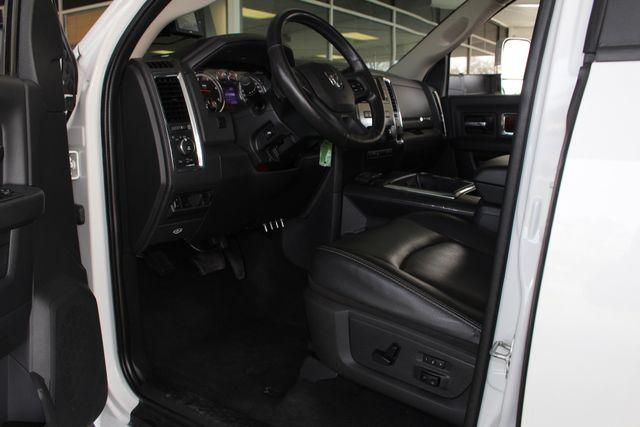2012 Ram 3500 Laramie Mega Cab 4x4 -LIFTED-SINISTER DIESEL! Mooresville , NC 45