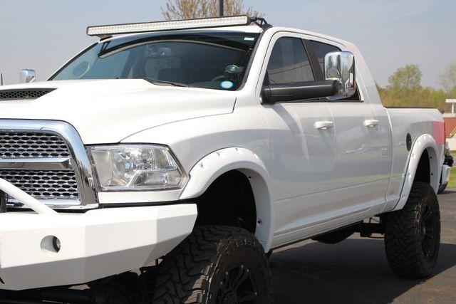 2012 Ram 3500 Laramie Mega Cab 4x4 -LIFTED-SINISTER DIESEL! Mooresville , NC 28