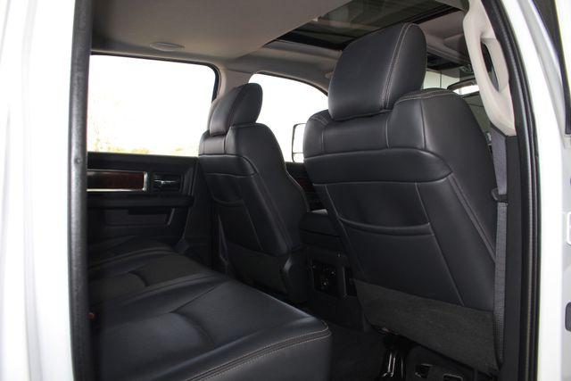 2012 Ram 3500 Laramie Mega Cab 4x4 -LIFTED-SINISTER DIESEL! Mooresville , NC 57