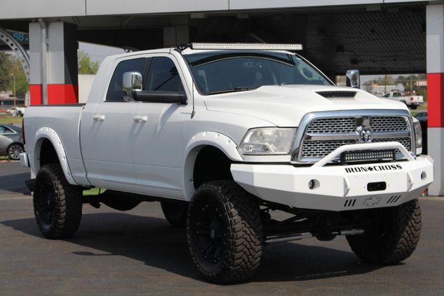 2012 Ram 3500 Laramie Mega Cab 4x4 -LIFTED-SINISTER DIESEL! Mooresville , NC 25