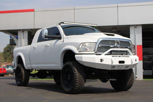 2012 Ram 3500 Laramie Mega Cab 4x4 -LIFTED-SINISTER DIESEL! Mooresville , NC 31