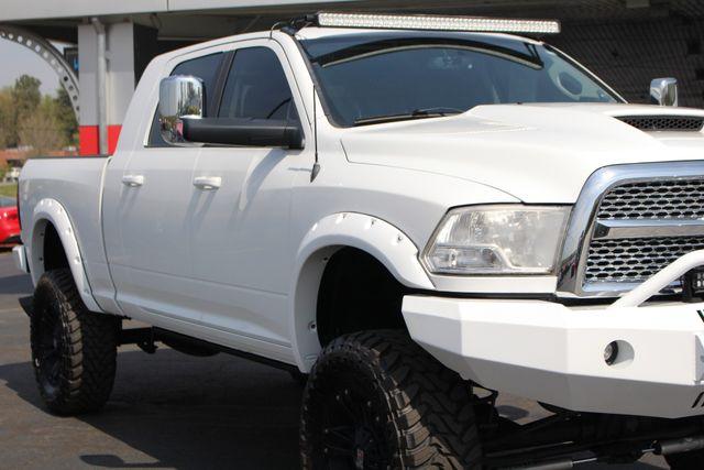2012 Ram 3500 Laramie Mega Cab 4x4 -LIFTED-SINISTER DIESEL! Mooresville , NC 27