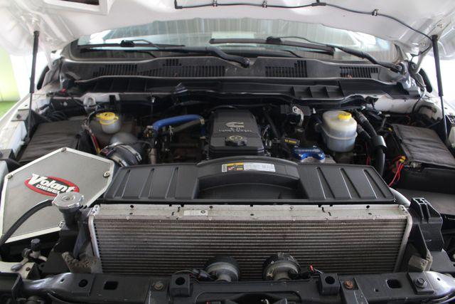 2012 Ram 3500 Laramie Mega Cab 4x4 -LIFTED-SINISTER DIESEL! Mooresville , NC 63