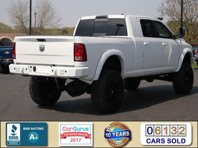 2012 Ram 3500 Laramie Mega Cab 4x4 -LIFTED-SINISTER DIESEL! Mooresville , NC 2