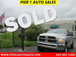 2012 Ram 3500 SLT  6.7 Diesel Seattle, Washington