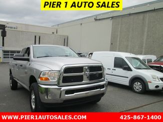 2012 Ram 3500 SLT  6.7 Diesel Seattle, Washington 1