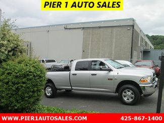 2012 Ram 3500 SLT  6.7 Diesel Seattle, Washington 2