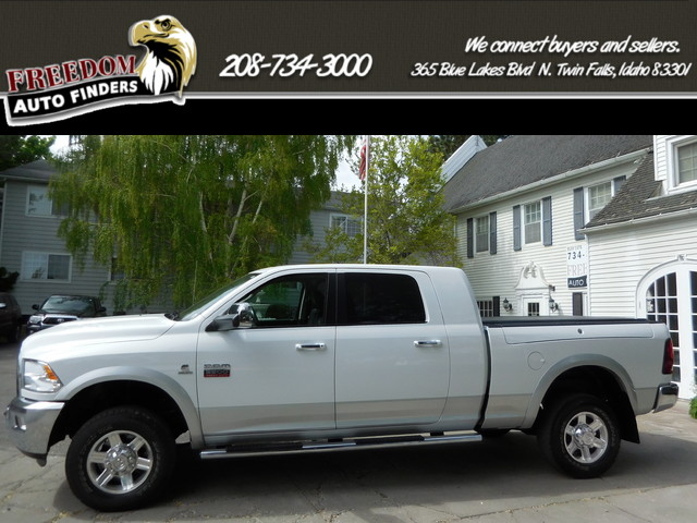 2012 Ram 3500 Laramie | Twin Falls, Idaho | Freedom Auto Finders in Twin Falls Idaho