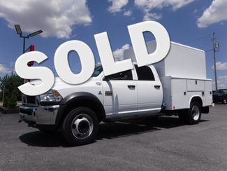 2012 Ram 4500 Crew Cab 9FT Enclosed Utility 2wd in Lancaster, PA PA
