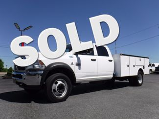 2012 Ram 5500 Crew Cab 11FT Utility 2wd  in Lancaster, PA PA