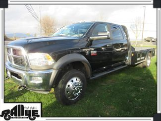 2012 Dodge 5500 Ram SLT C/Cab 4WD 6.7L Cummins Diesel Burlington, WA
