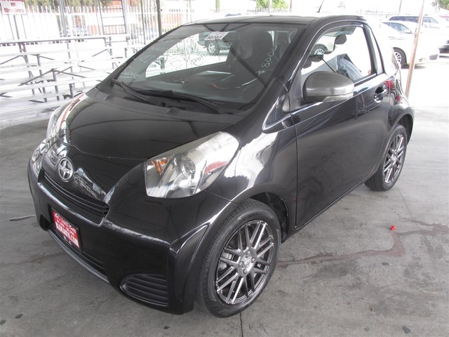 2012 Scion iQ This particular vehicle has a SALVAGE title Please call or email to check availabil