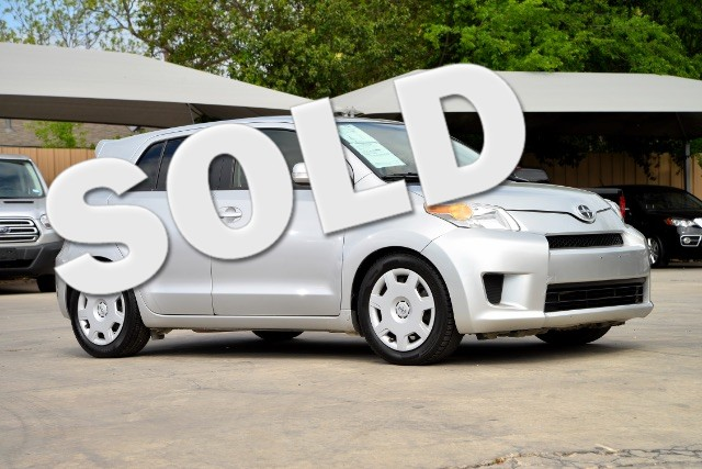 2012 Scion xD 5-Door Hatchback 4-Spd AT San Antonio , Texas 0