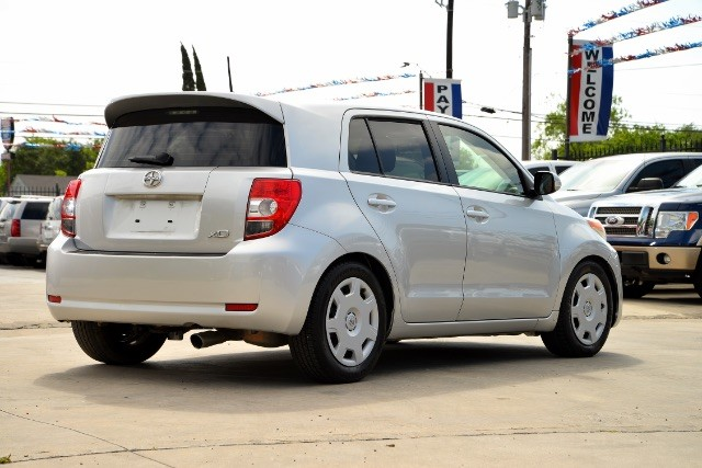 2012 Scion xD 5-Door Hatchback 4-Spd AT San Antonio , Texas 5