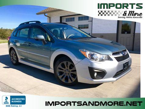 2012 Subaru Impreza Sport Limited Wagon in Lenoir City, TN
