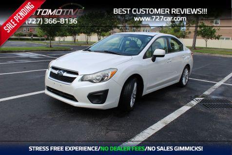 2012 Subaru Impreza 2.0i Premium in Pinellas Park, Florida