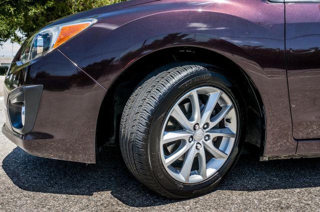 2012 Subaru Impreza 2.0i Premium - Manual - Roof Rack - Reseda, CA 12
