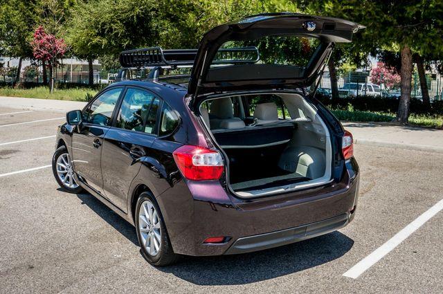 2012 Subaru Impreza 2.0i Premium - Manual - Roof Rack - Reseda, CA 10
