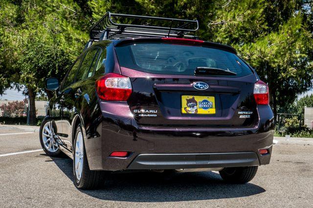 2012 Subaru Impreza 2.0i Premium - Manual - Roof Rack - Reseda, CA 8