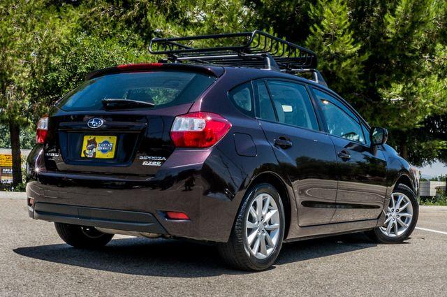 2012 Subaru Impreza 2.0i Premium - Manual - Roof Rack - Reseda, CA 9