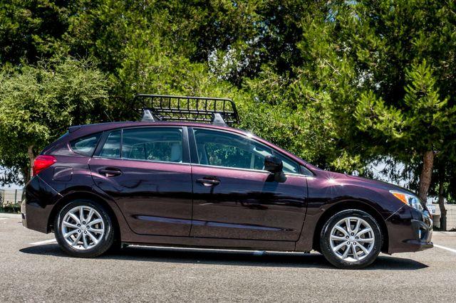 2012 Subaru Impreza 2.0i Premium - Manual - Roof Rack - Reseda, CA 5