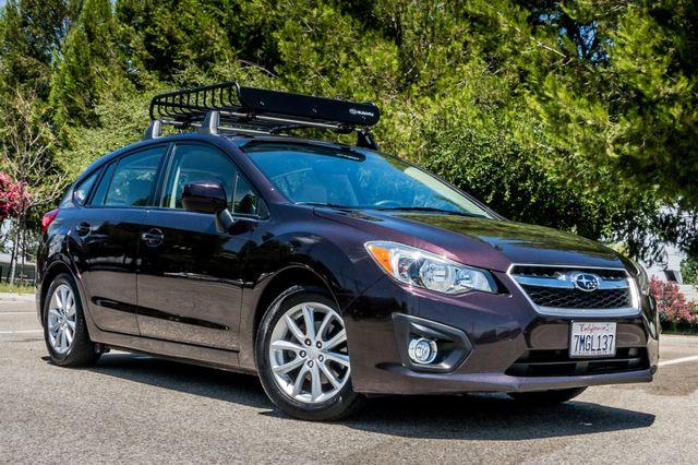 2012 Subaru Impreza 2.0i Premium - Manual - Roof Rack - Reseda, CA 3