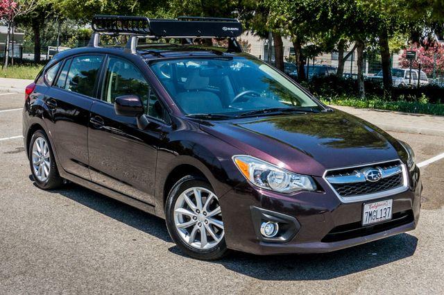 2012 Subaru Impreza 2.0i Premium - Manual - Roof Rack - Reseda, CA 42