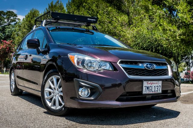 2012 Subaru Impreza 2.0i Premium - Manual - Roof Rack - Reseda, CA 43