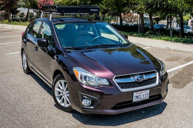 2012 Subaru Impreza 2.0i Premium - Manual - Roof Rack - Reseda, CA 41
