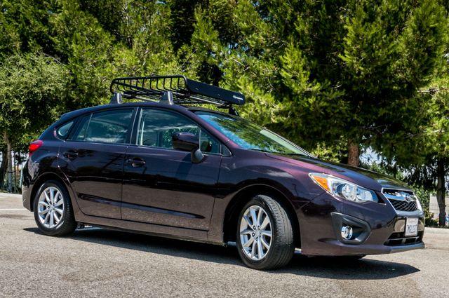 2012 Subaru Impreza 2.0i Premium - Manual - Roof Rack - Reseda, CA 44