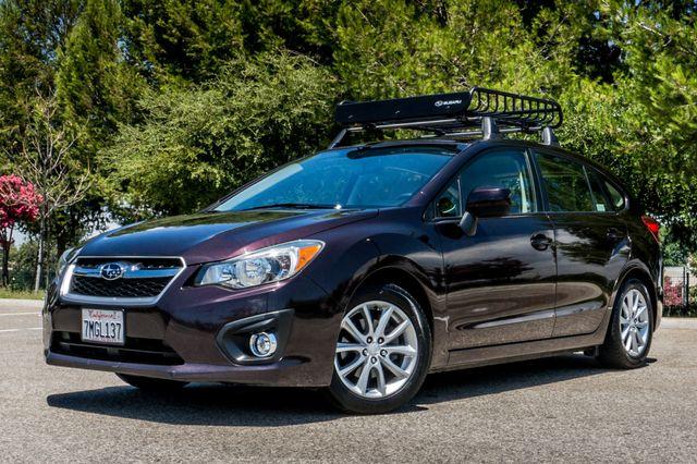 2012 Subaru Impreza 2.0i Premium - Manual - Roof Rack - Reseda, CA 1