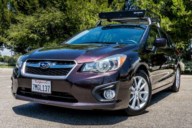2012 Subaru Impreza 2.0i Premium - Manual - Roof Rack - Reseda, CA 38