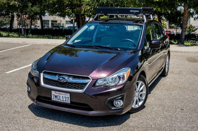 2012 Subaru Impreza 2.0i Premium - Manual - Roof Rack - Reseda, CA 40