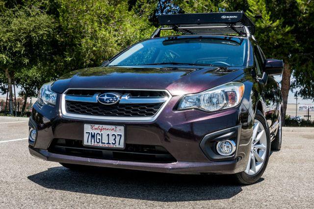 2012 Subaru Impreza 2.0i Premium - Manual - Roof Rack - Reseda, CA 39