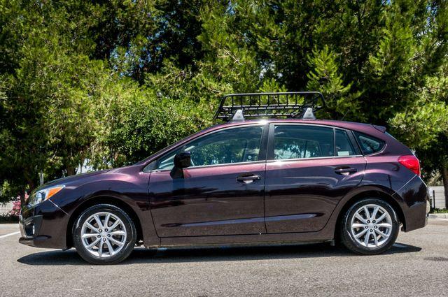 2012 Subaru Impreza 2.0i Premium - Manual - Roof Rack - Reseda, CA 4