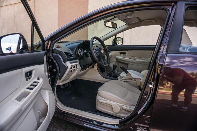 2012 Subaru Impreza 2.0i Premium - Manual - Roof Rack - Reseda, CA 13