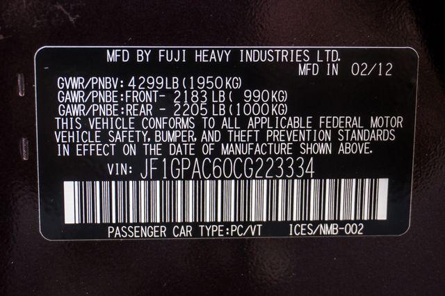 2012 Subaru Impreza 2.0i Premium - Manual - Roof Rack - Reseda, CA 37