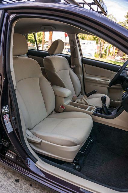 2012 Subaru Impreza 2.0i Premium - Manual - Roof Rack - Reseda, CA 29