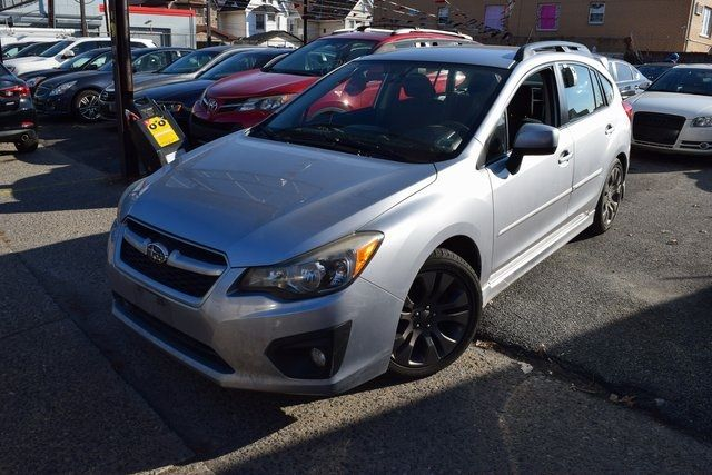 2012 Subaru Impreza 2.0i Sport Premium Richmond Hill, New York 1