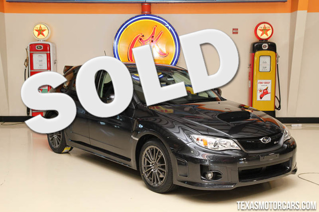 2012 Subaru Impreza WRX This clean Carfax 2012 Subaru Impreza WRX is in great shape with only 72