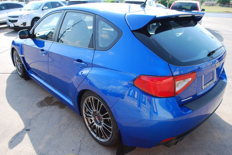 2012 Subaru Impreza WRX STI  Brownsville TX  English Motors  in Brownsville, TX