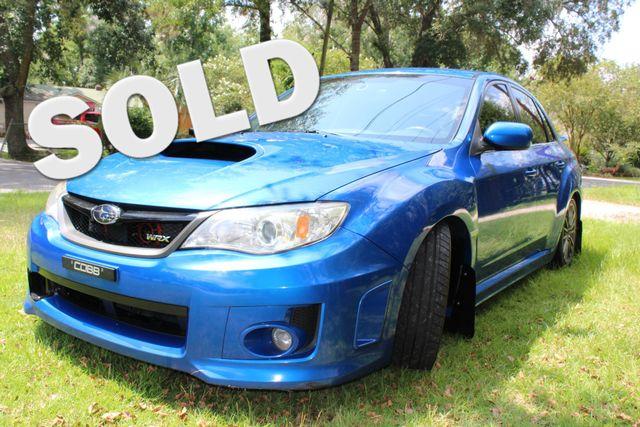 2012 Subaru Impreza WRX Limited | Charleston, SC | Charleston Auto Sales in Charleston SC